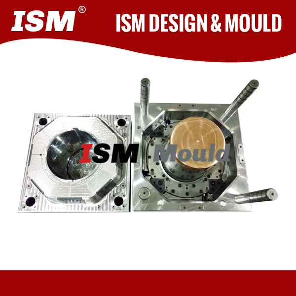 1 Gallon Pail Mould