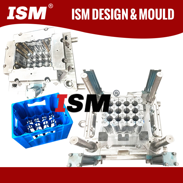 Injection Beer Crate Mould