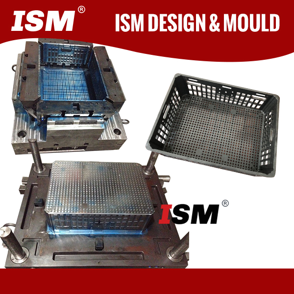 Injection Chicken Crate Mould
