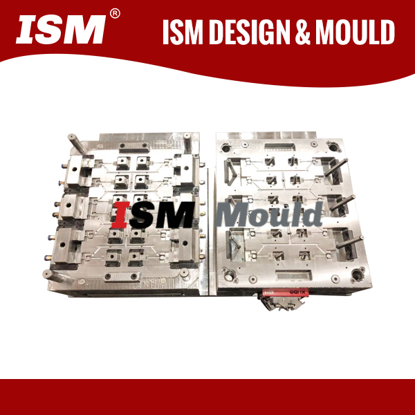 mold for plastic electrical parts