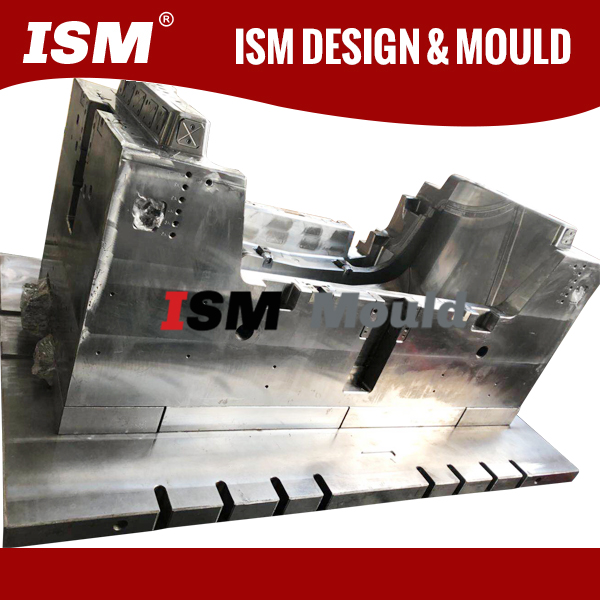 plastic GM bumper mould