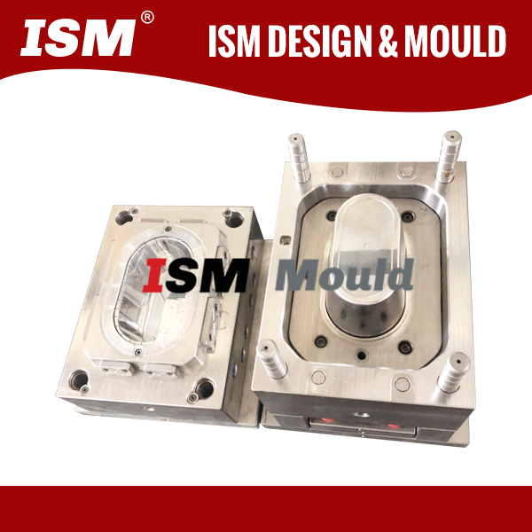 12L Oval Pail Mould