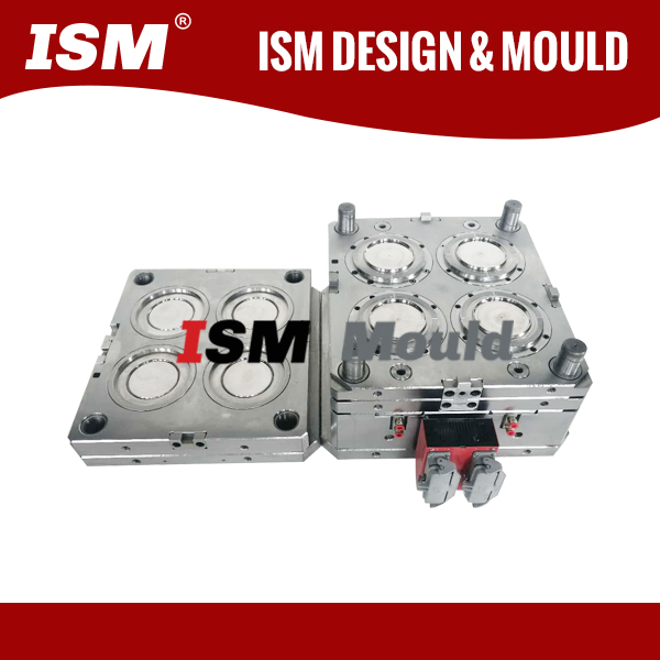 0.9L Pail Cover Mould