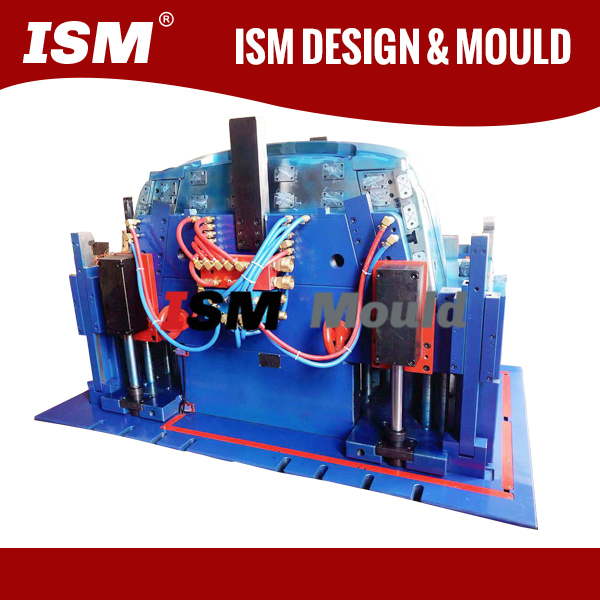 GM injection bumer mold