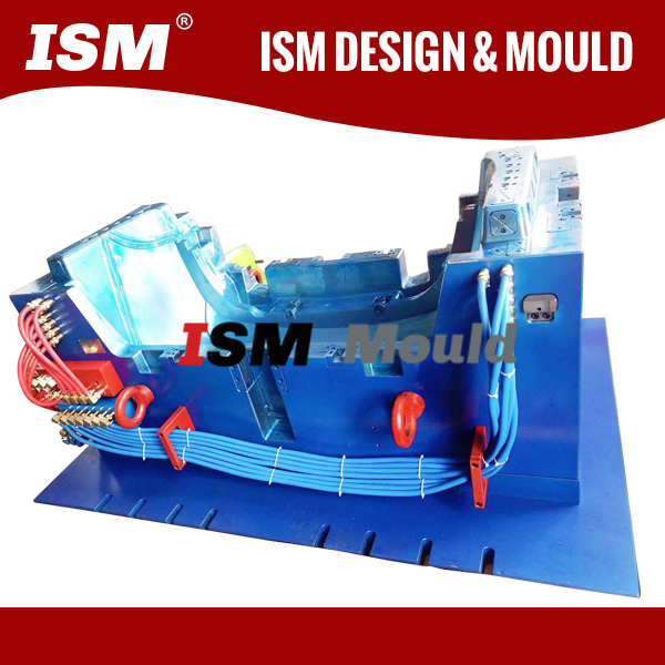 GM injection bumper mould